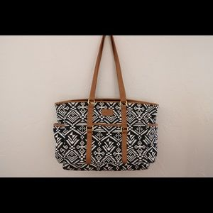 Carter's Aztec Diaper Bag
